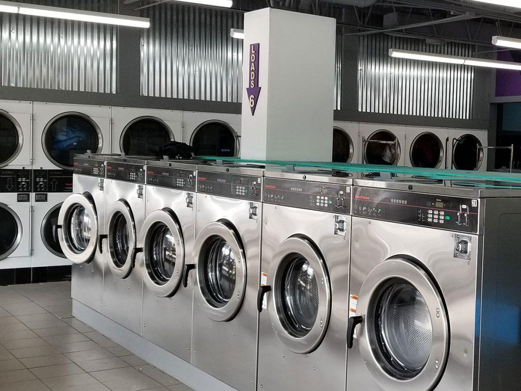 Bush Laundromat New Washers and Dryers