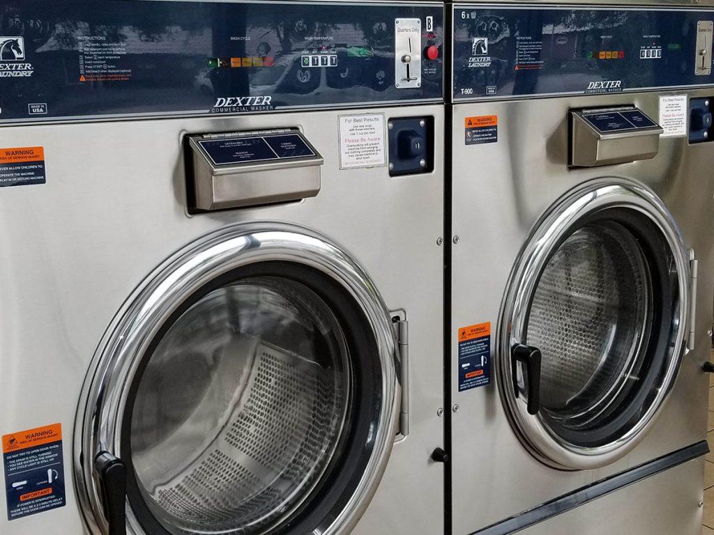 SUNCOAST LAUNDROMATS 5012 Central Avenue washers